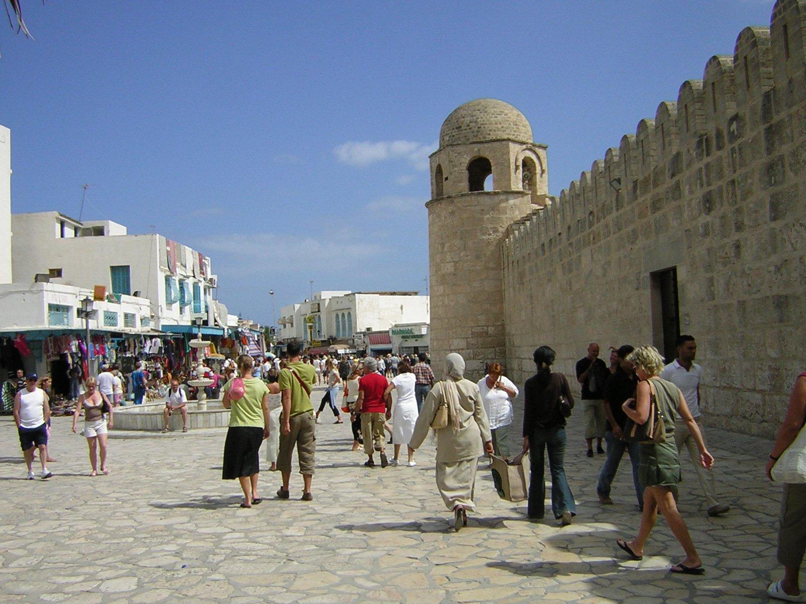 Souk de Sousse